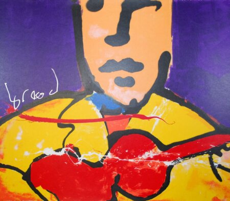 guitar man herman brood