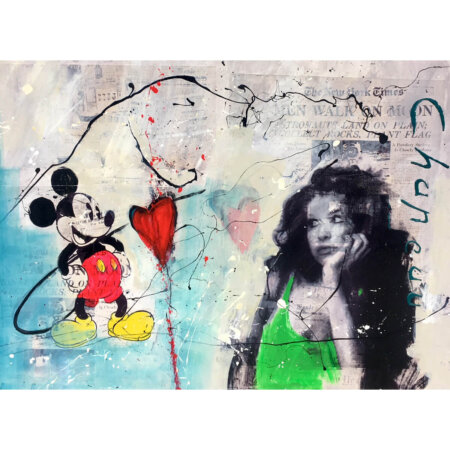 mickey loves amy
