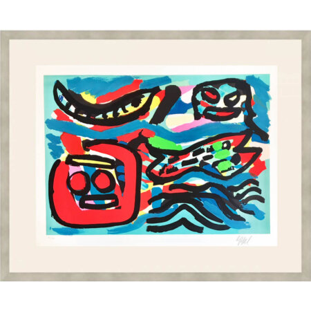 karel appel 16