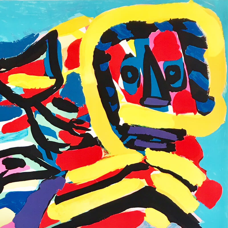 karel appel 45