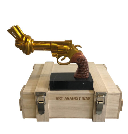 Revolver Gold - Art Against War