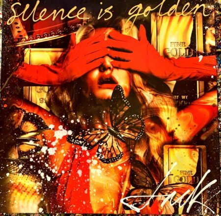 Silence Is Golden (verkocht)