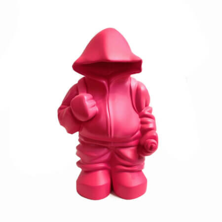 Anonymous A - Pink